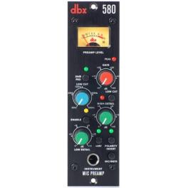 dbx 580